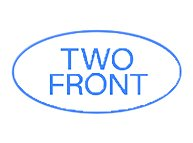 Client Logo: Two Front